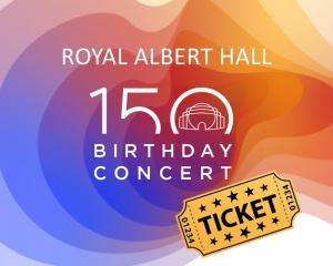 Royal Albert Hall – 150th Birthday Concert – David Arnold's 'A Circle of Sound' [TICKETS]