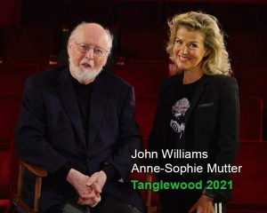 John Williams - Tanglewood 2021