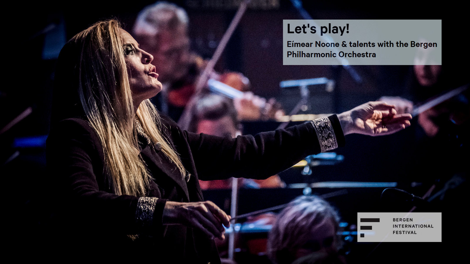 Video games concert 'Let's Play' with the Bergen Philharmonic ...