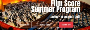 GEMS Film Score Summer Program 2021 with Pete Anthony and the RTVE Orchestra