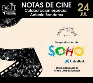 Starlite Festival 2021 - Concert 'Movie Notes'