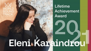 World Soundtrack Awards 2021 - Eleni Karaindrou