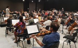 Concierto 'Back to the Orchestra' - Resumen - Ensayos