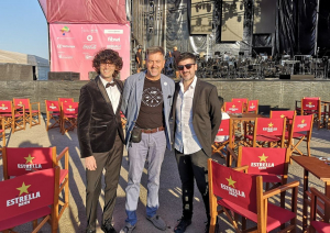 Concierto 'Back to the Orchestra' - Resumen - Damián, Gori, Javier