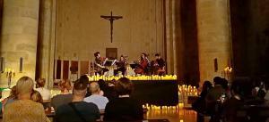 Concert 'Candelight: Anime Songs' in Bilbao - Summary