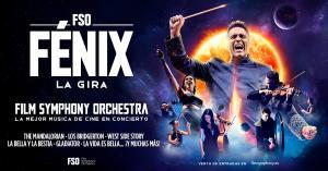Film Symphony Orchestra - Gira 2021-2022 - Fénix - Banner