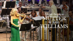 John Williams & Anne-Sophie Mutter - Tanglewood 2021 [VÍDEO]