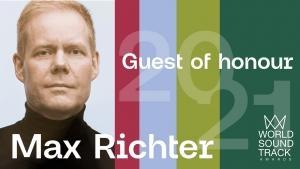 World Soundtrack Awards 2021 - Max Richter