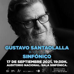 Concierto 'Gustavo Santaolalla Sinfónico' en Madrid