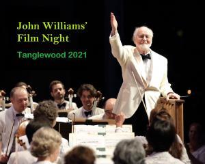 John Williams' Film Night - Tanglewood 2021