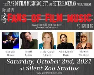 Fans of Film Music 2021 - 12ª edición