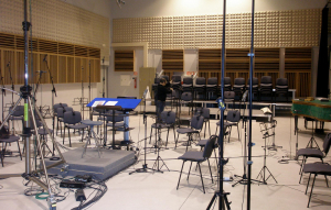 Master in Technologies in Composition of Soundtracks and Music for Videogames 2021-2022 - Recordings