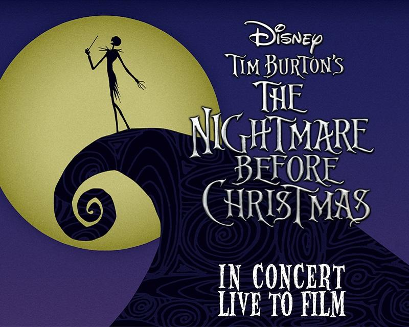 Nightmare Before Christmas – Halloween concert in Los ...
