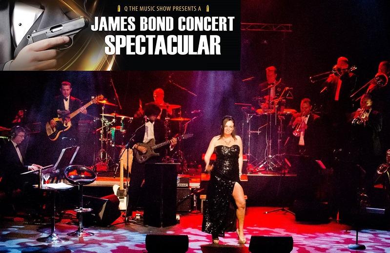 Conciertos 'James Bond Concert Spectacular' con Q The