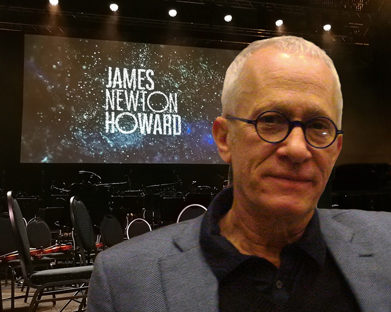 James Newton Howard waterworld