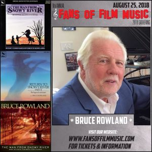 Fans of Film Music 9 - Bruce Rowland