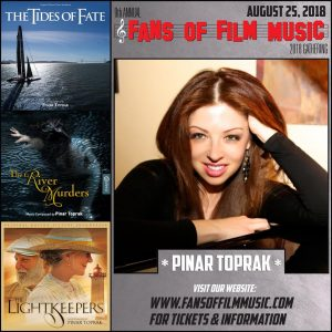 Fans of Film Music 9 - Pinar Toprak