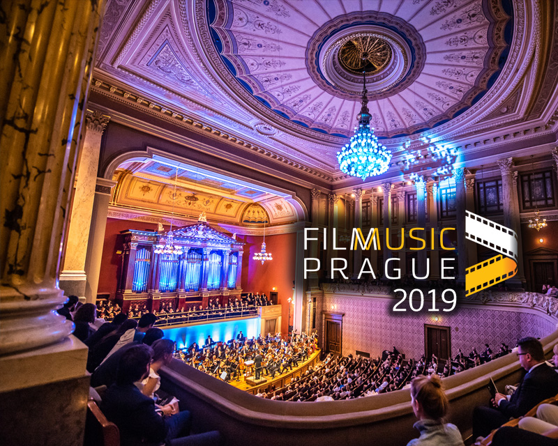 Film Music Prague 2019 – Concerts program – SoundTrackFest