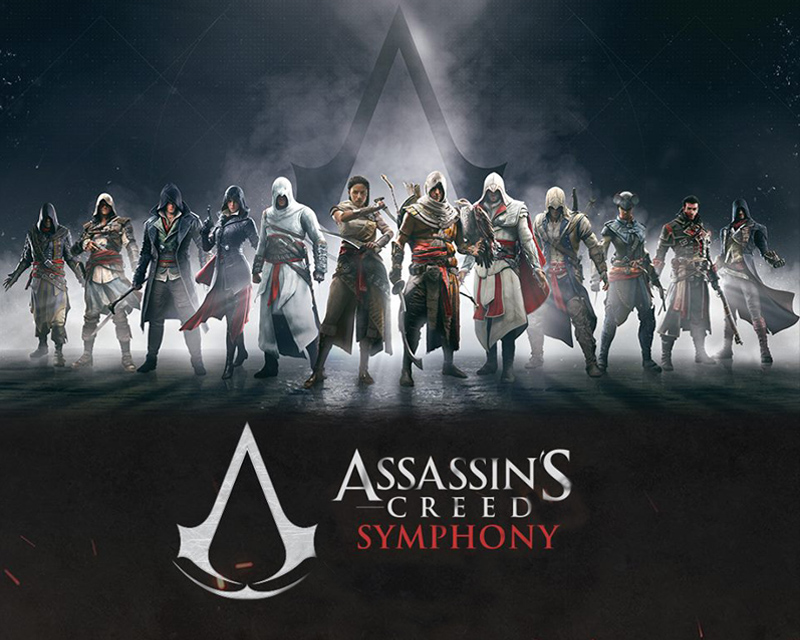 Assassin S Creed Symphony World Tour 2019 Soundtrackfest