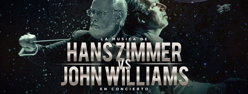 The Music Of Hans Zimmer Vs John Williams In Concert In Valencia And Madrid Conducted By Fernando Furones Soundtrackfest