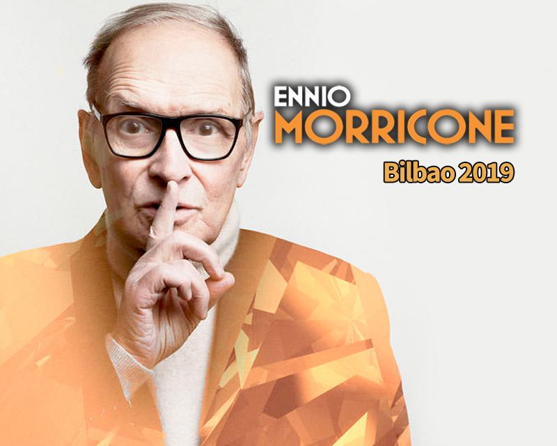 Ennio Morricone in Bilbao in 2019 – SoundTrackFest