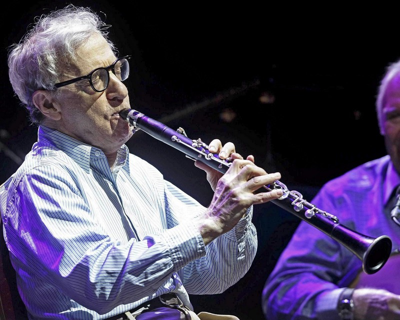 New Orleans Jazz Fest 2018 >> Woody Allen on tour in Spain in June 2019 – SoundTrackFest