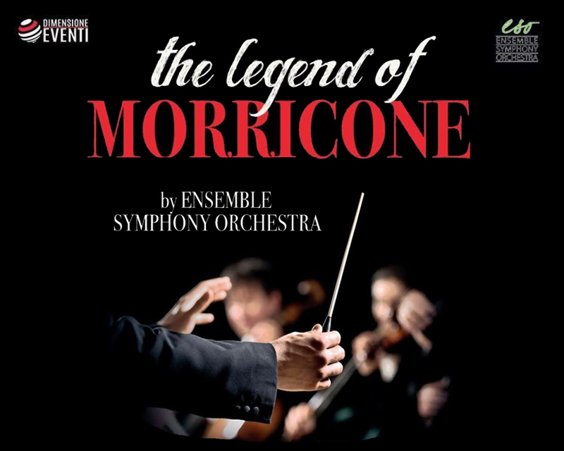 The Legend of Morricone – Tour 2019-2020 – SoundTrackFest