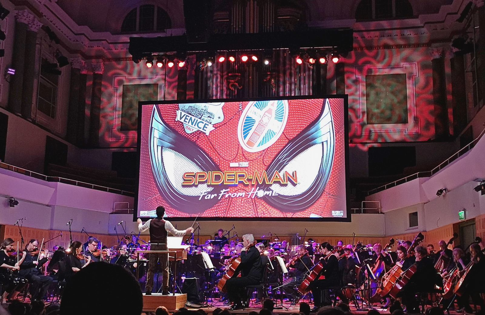 VIDEO: 'Spider-Man: Far From Home' – Suite in concert conducted by Michael Giacchino – SoundTrackFest