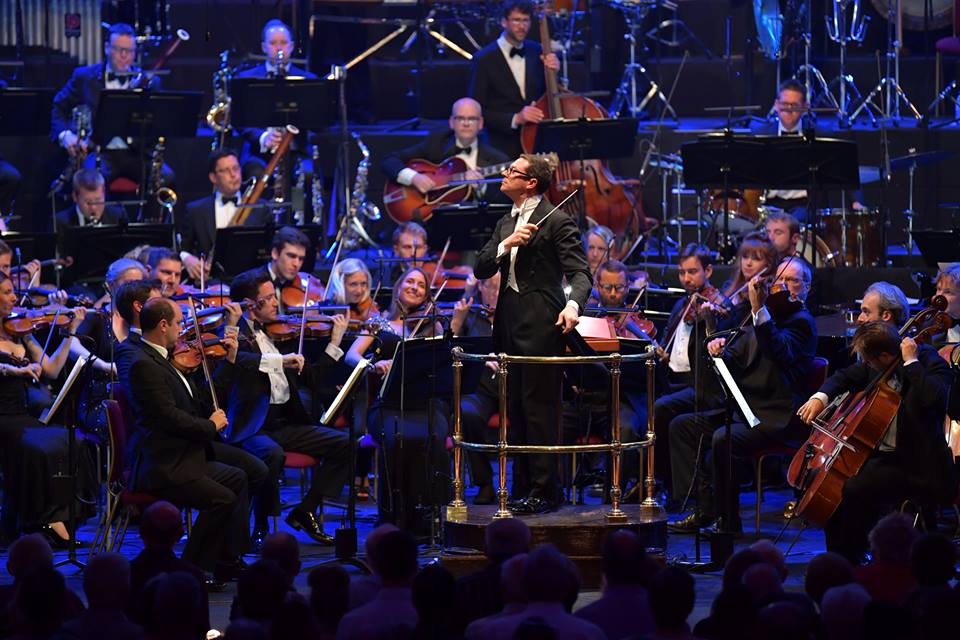 Audio Amp Video Concert Bbc Proms The Warner Brothers Story With The John Wilson Orchestra At