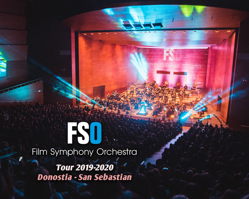 Best Concerts 2020.Fso 2019 2020 Tour The Best Film Music In Concert