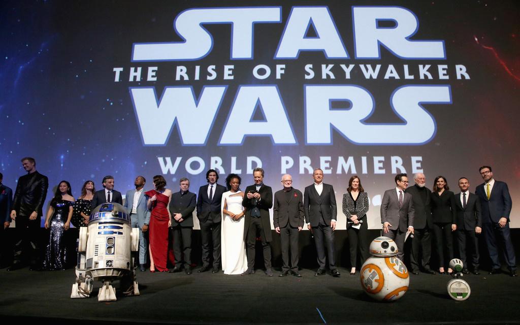 Star Wars Rise Of Skywalker Stream