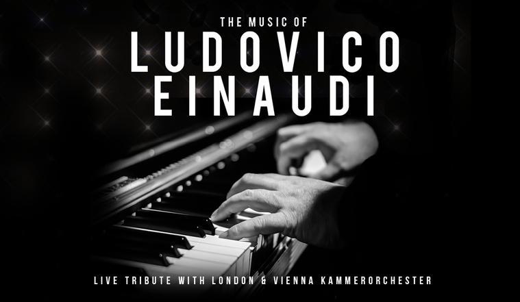 Ludovico Einaudi Tour 2021
