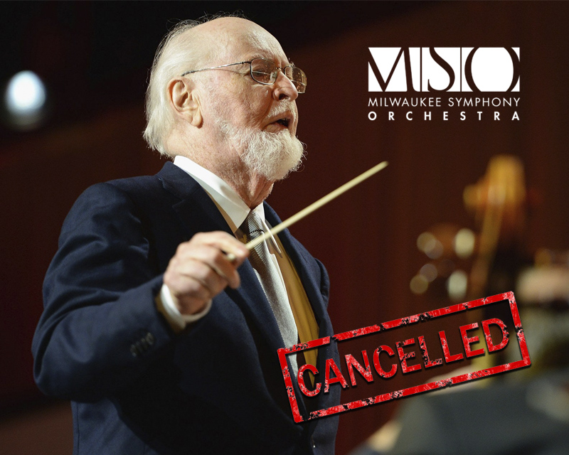 John Williams conducts the MSO – October 2020 [CANCELLED
